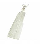 personalised ogham pendant