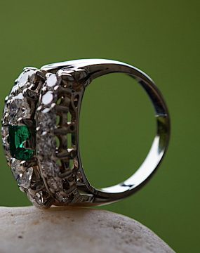 emerald-and-diamond