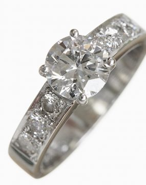 pre-love-diamond-ring